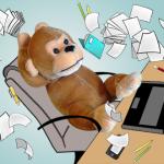 L'alba dell'ufficio delle scimmie
