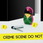La bambola da trucco assassina