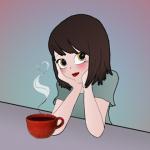 Te in tazza grande