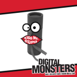 Il tubo dei Digital Monsters